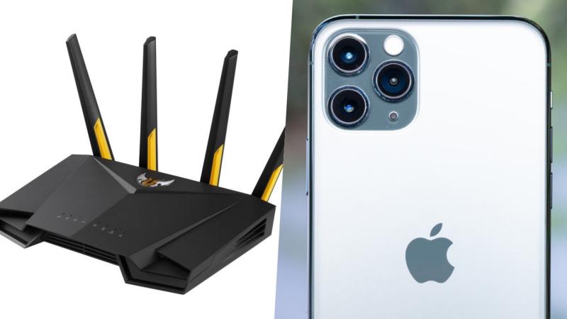 WiFi6対応Wi-Fi無線ルーターに変えたら、WiFi6対応スマホ「iPhone 11 Pro」のインターネット速度がどれくらい速くなるか比較検証してみた【マンション】