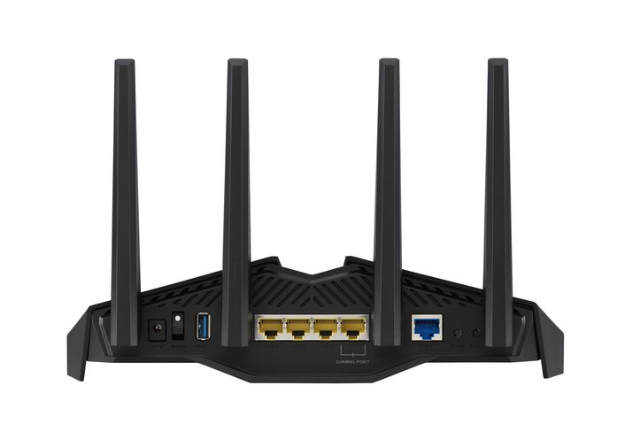 Wi-Fi 6デュアルバンドゲーミング無線ルーター「RT-AX82U」3