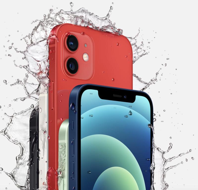 iPhone12防水