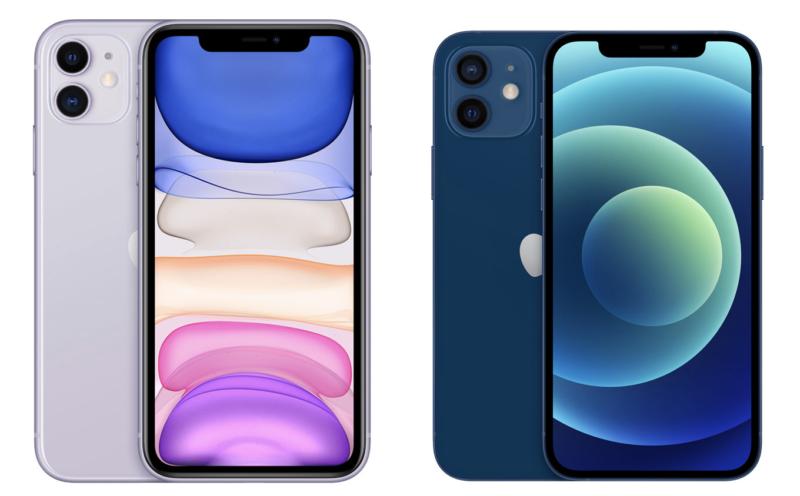 iPhone11&iPhone12