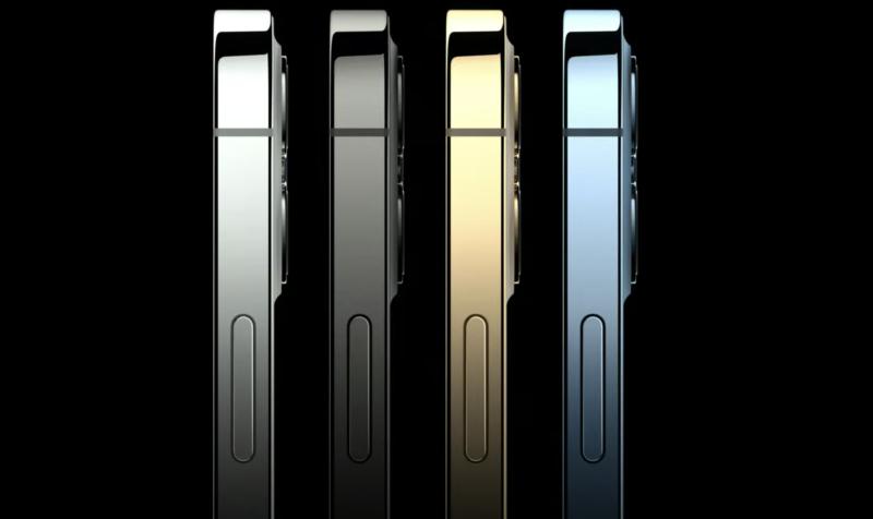 iPhone12 Proのカラー1
