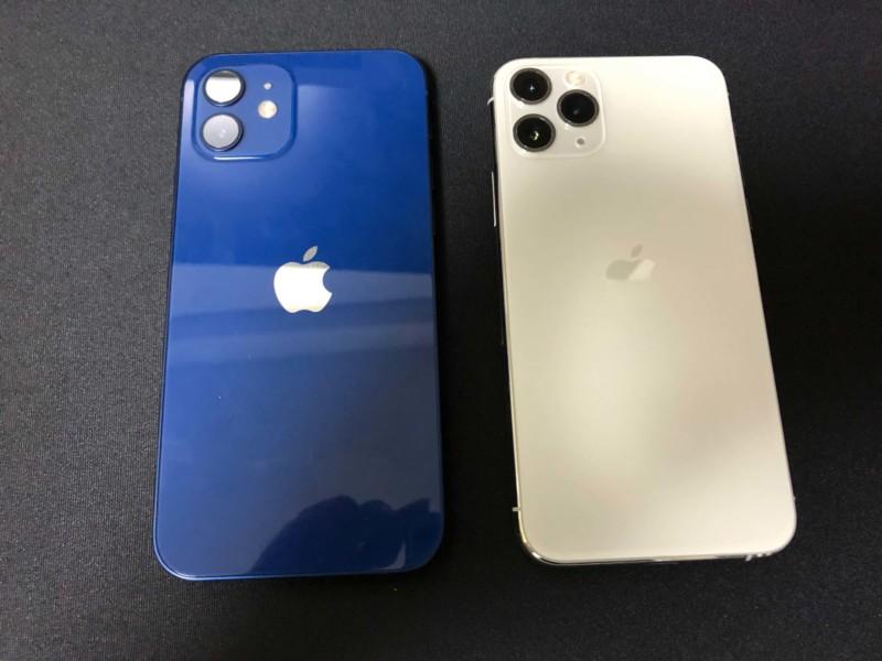 iPhone12とiPhone11 Pro比較レビューTOP