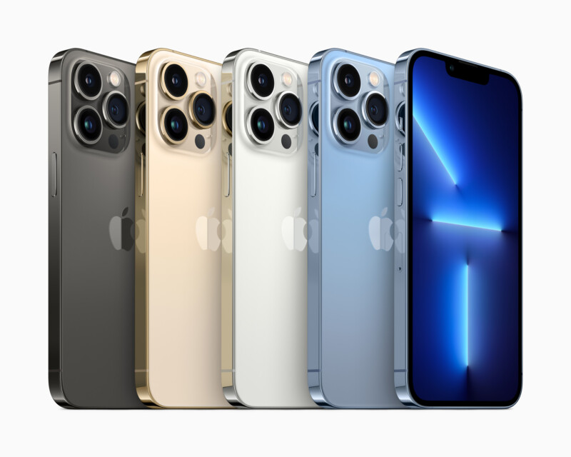 iPhone13 Pro、iPhone13 Pro Max