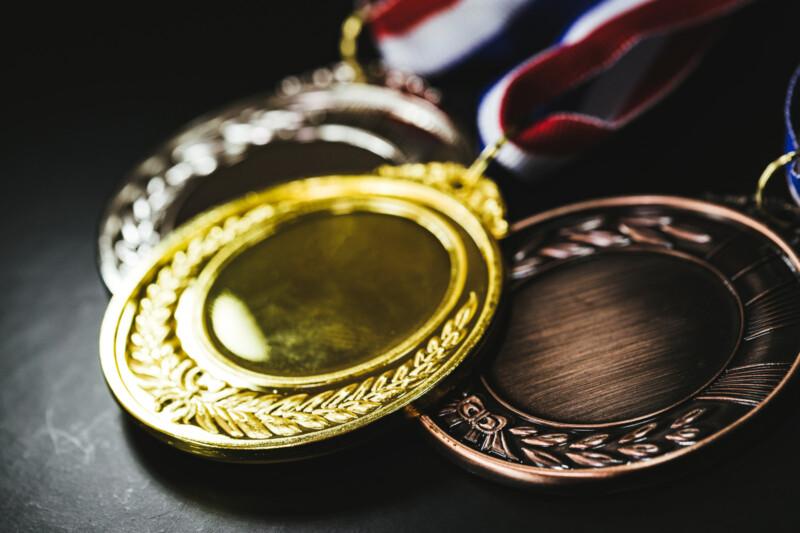 もっとも輝く金メダル