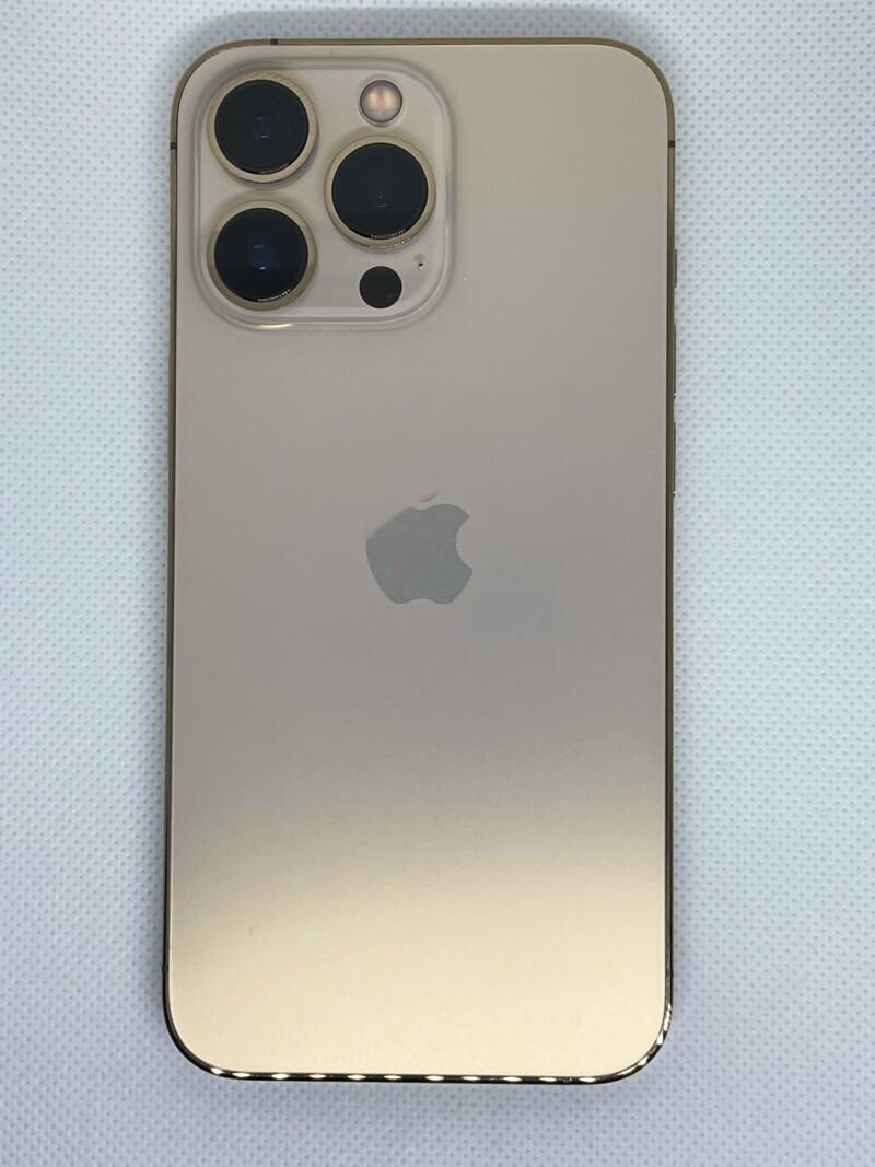 iPhone13 Proゴールド背面2