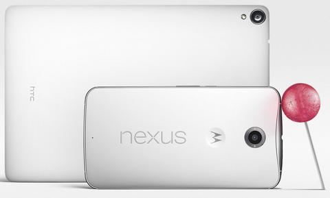 Nexus 9、Nexus 6
