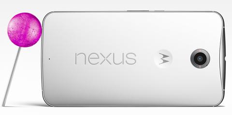 Nexus 6画像